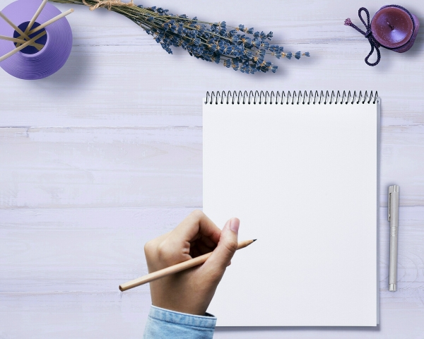 diary table writer
