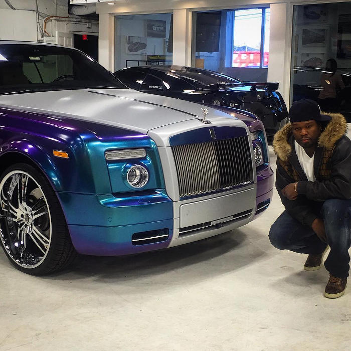 50 Cent Net Worth of 150 Million Gets Twisted With His