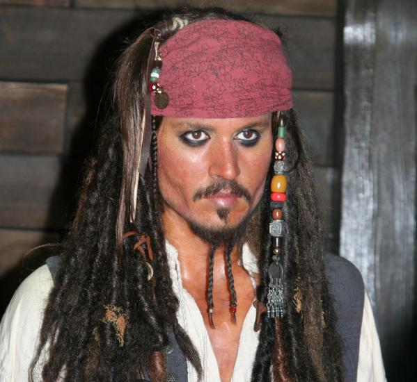 Three Upcoming Johnny Depp Movies Of 2016