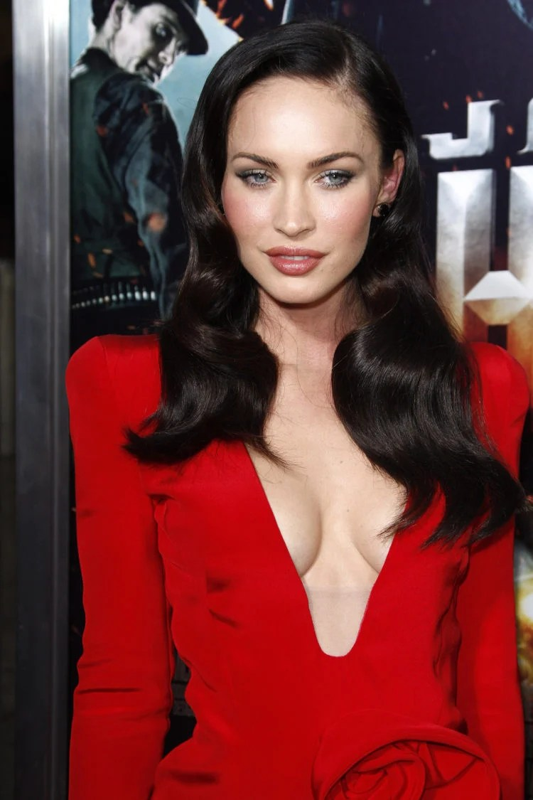 10 Hottest Megan Fox Pics of All Time  Hot Bod Woman