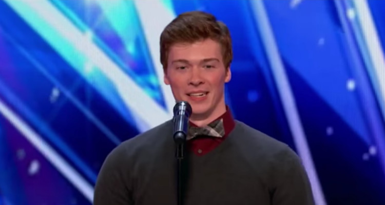 Daniel Ferguson on AGT The Impressionist Hilariously Ribs