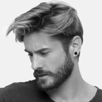 Stainless Steel Black Stud Men Earrings.From $4.49, buy NOW!