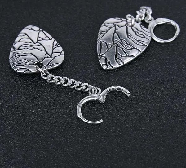 Heart BTS KPOP Men Earrings