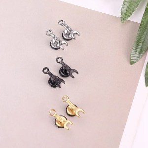 Wrench Tool Stud Earring Men