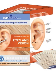 Eyes and vision ear seed kit also seeds products education rh earseeds