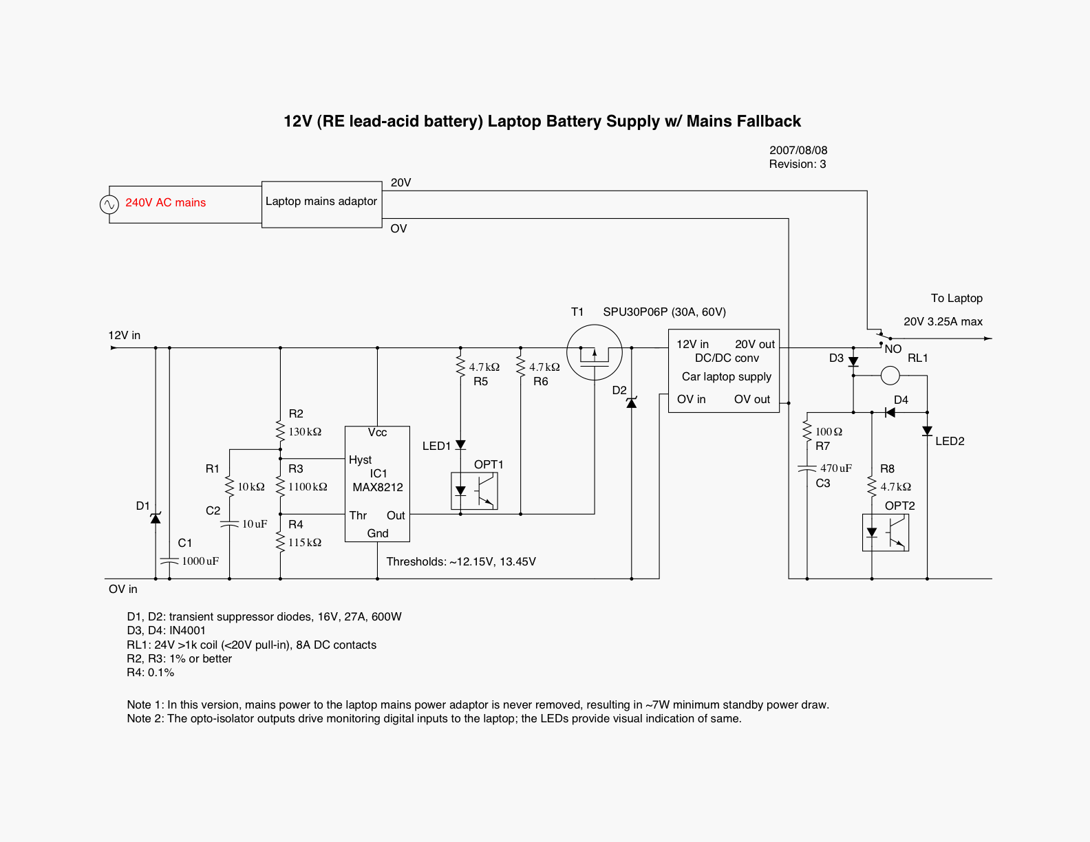 hight resolution of low voltage disconnect for 12v re system 2007 earth noteslvd circuit diagram 21