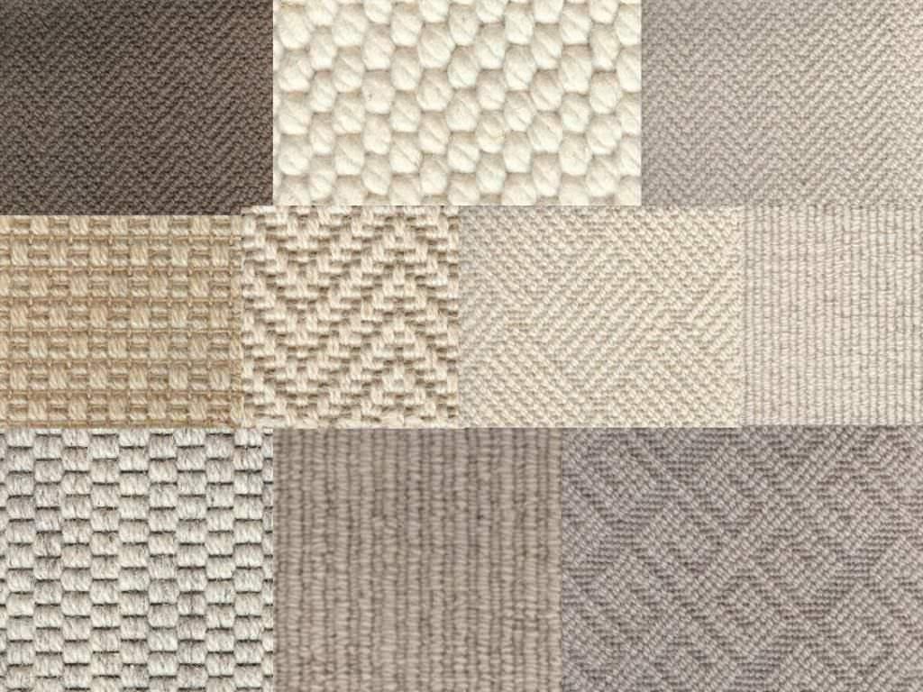Wool Carpet On Stairs