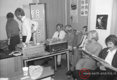 3 juli 1969 in Negram studio Heemstede. Producers Joop van Asten en Richard du Bois.