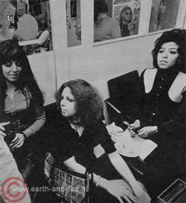 Jerney Kaagman, Mariska Verus en Sandra Remer