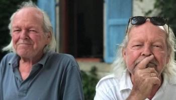 Gerard en Chris Koerts