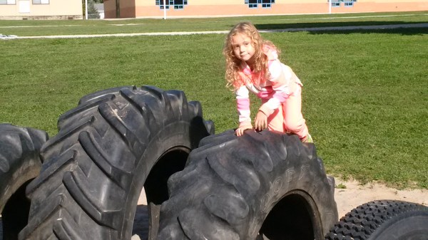 Cost-effective Playscape Recycled Tires - Earthartist
