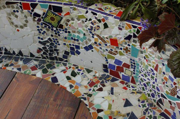 Garden Mosaic Art Patterns