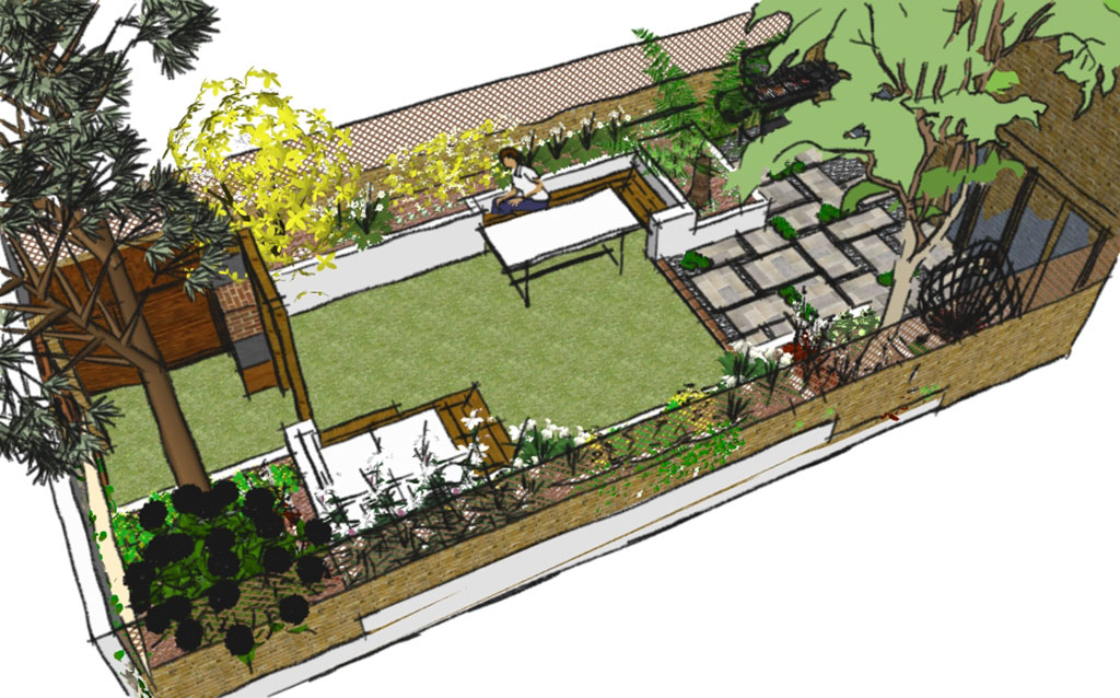 Garden Designs Photos