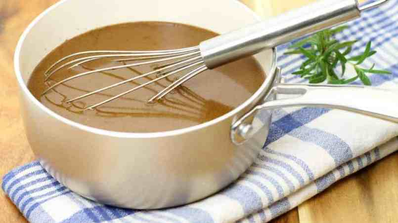 Espagnole or Brown Sauce is one of the 5 Mother sauces and ideal for use in gravies or other rich meat based sauces.