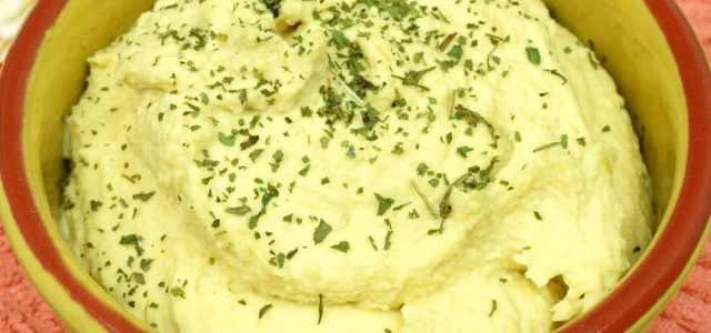 No Oil Vegan Hummus Recipe