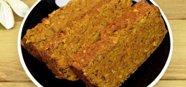 Easy Lentil Loaf Recipe