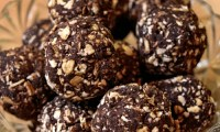 Chocolate Biscuit Power Balls Vegan Recipe