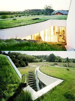 Underground Homes Earth Sheltered Houses For Eco Hobbits