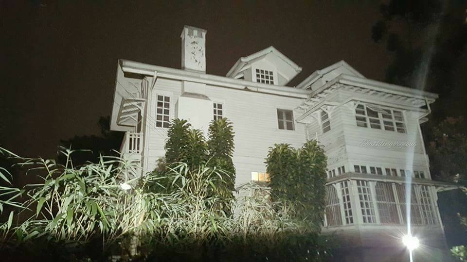 Laperal White House Fright Tours Baguio