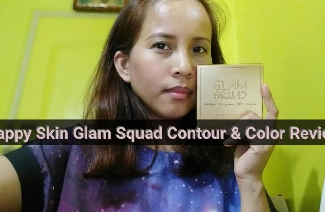 Happy Skin Glam Suad Contour & Color Review