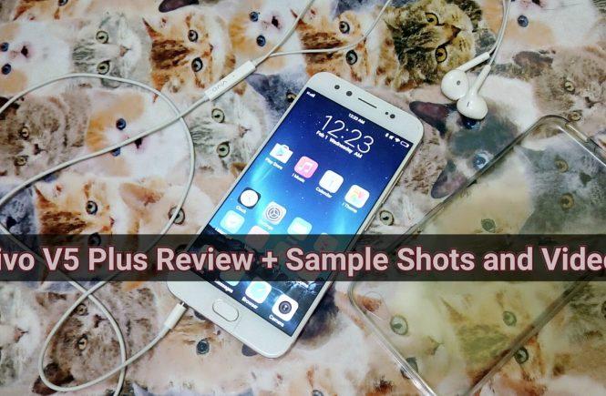 Vivo V5 Plus Review + Sample Shots + Videos Philippines
