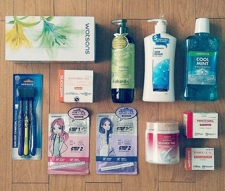 Watsons Switchand Save Products + Latest Brand Ambassador