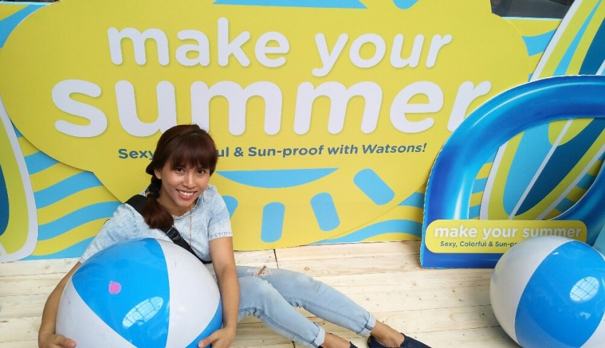 Make Your Summer with Watsons