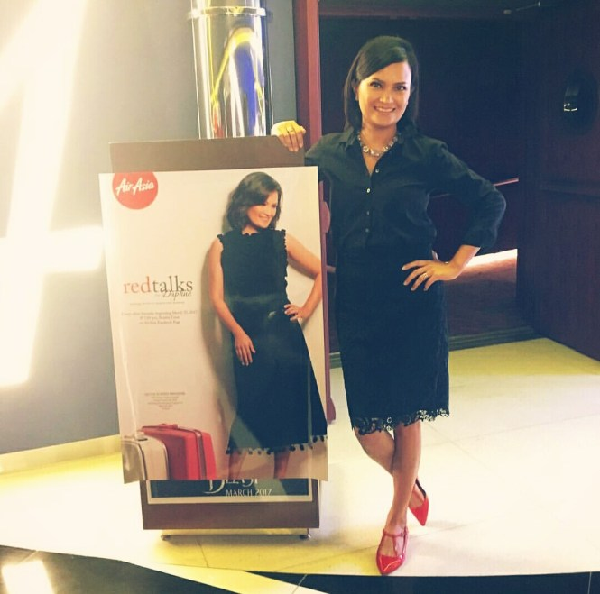 AirAsia Red Talks with Daphne
