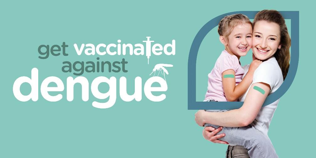 dengue vaccination at watsons
