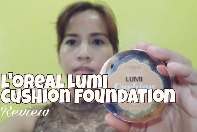 L'Oreal True Match Lumi Cushion Foundation