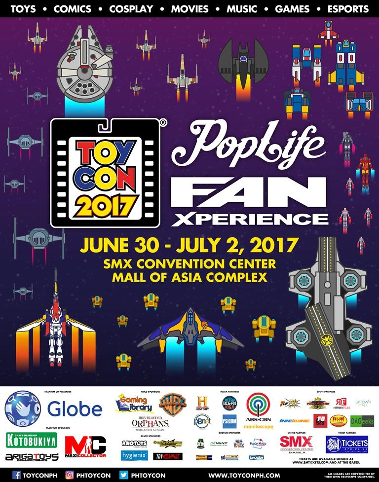 Toycon 2017 Pop Fan Experience