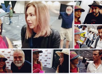 Earthlingorgeous TV Exclusive #ToyconPopLifeFanX 1-on-1 with Hollywood Stars of Deadpool,Pirates of the Caribbean, Twilight, Supernatural, Assasin's Creed & Suicide Squad