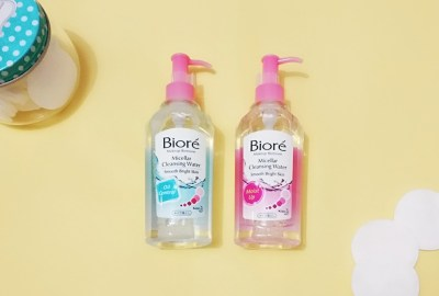 Bioré Micellar Cleansing Water
