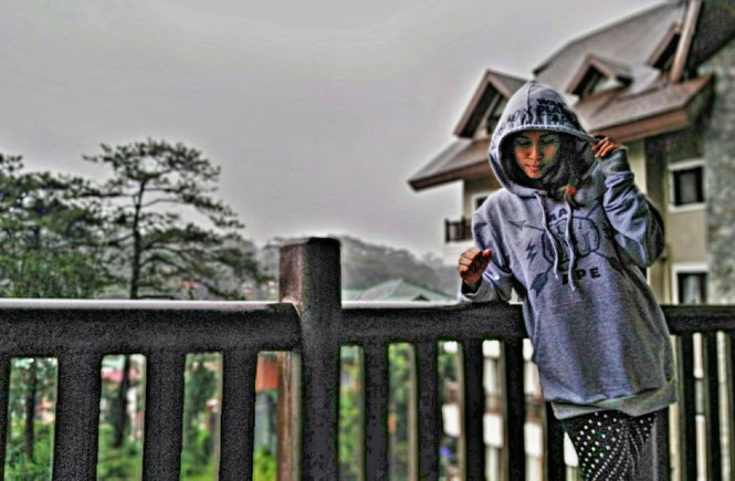 Rainy Day in Baguio #YourHolidayHaven #AzaleaBaguio
