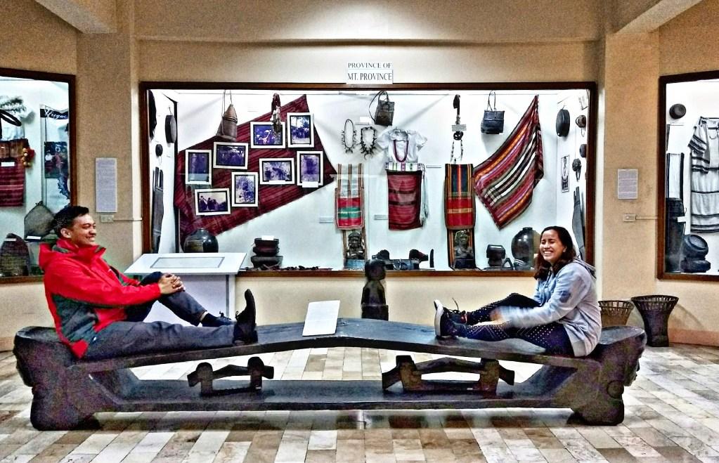 Baguio Museum Rainy Day in Baguio #AzaleaBaguio #YourHolidayHaven