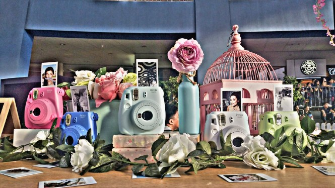 floral vinyl photography backdrops