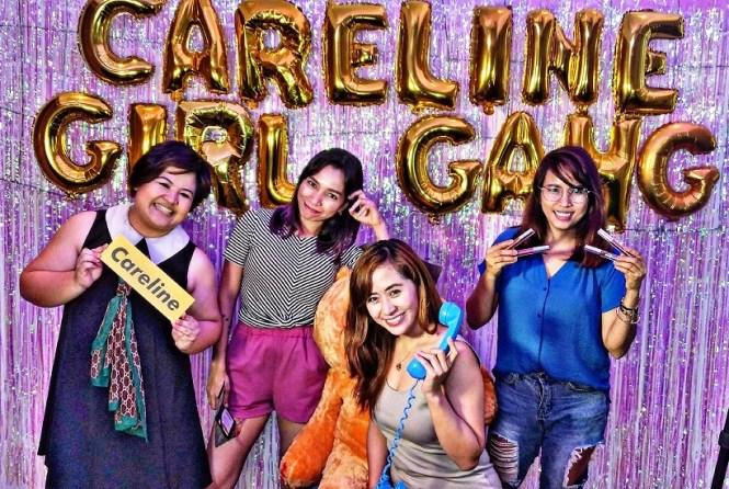 Careline Cosmetics Girl Gang