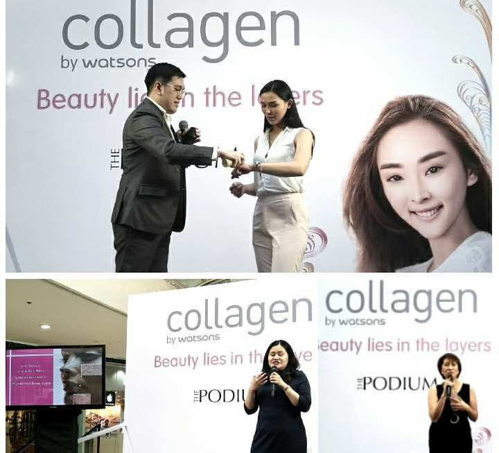 The Secret to Looking Ageless Is Out!  Collagen by Watsons