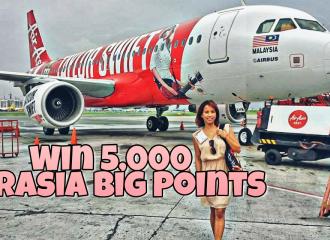Quiz 2 AirAsia #DaretoDream
