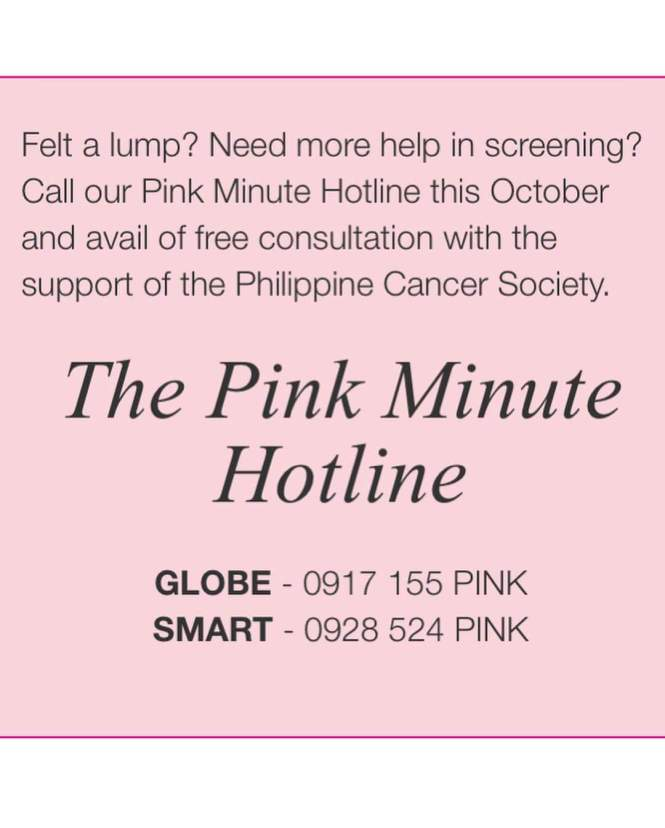 Pink minute