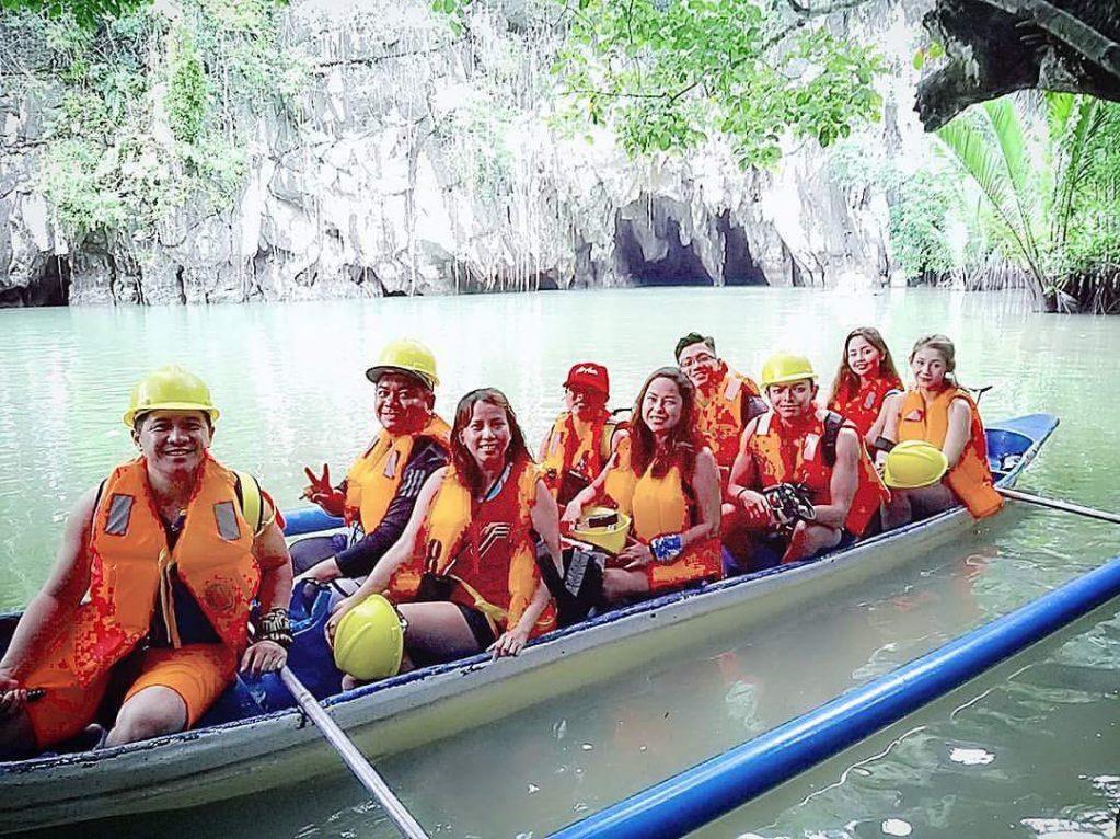 Underground River Puerto Princesa Palawan