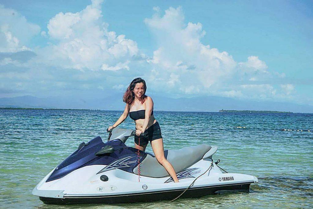 Cowrie Island Puerto Princesa Palawan Jetskiing