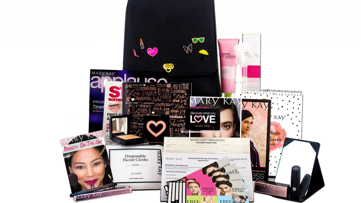What's Inside a Mary Kay Beauty-On-the-Go Starter Kit and Why You Should Have It