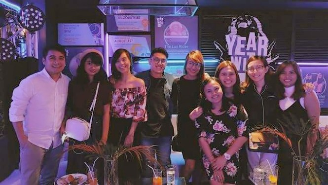 Uber Rider Archetypes #YearwithUberPh party bloggers