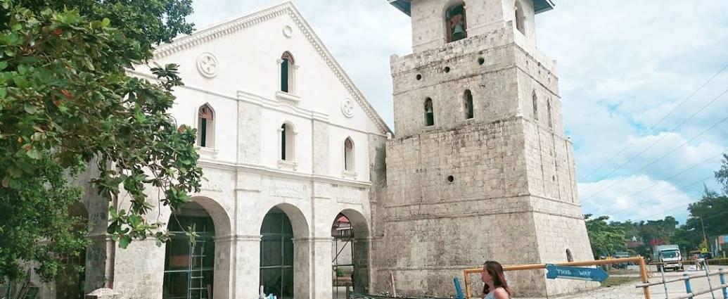 Bohol top tourist spots visita iglesia