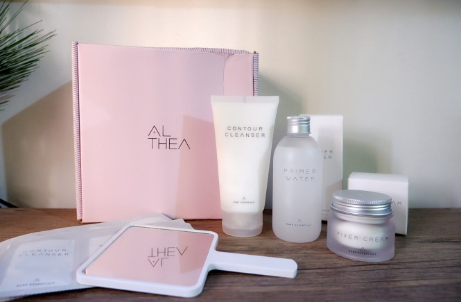 Althea Korea Bare Essentials product review Philippines