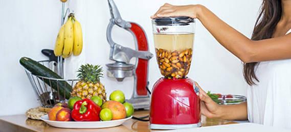 Blender for healthy eating