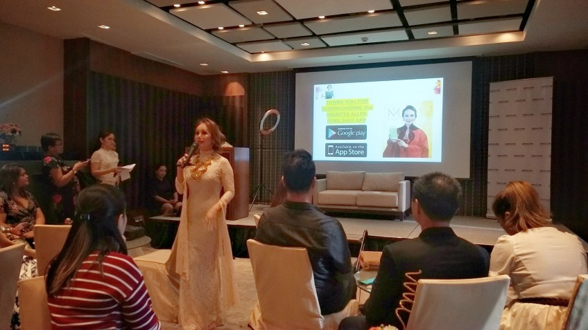 Marites Allen Feng Shui App