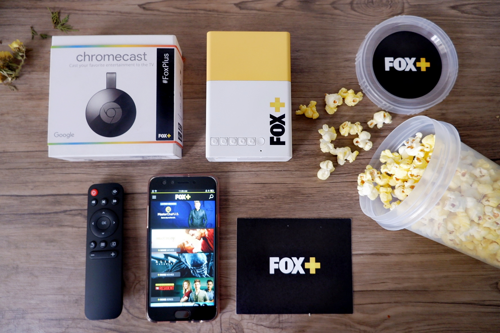 Fox+ video-streaming app review