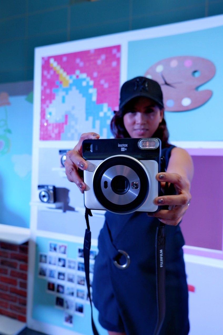 Instax Square SQ6 review Philippines